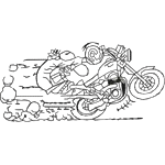 stickerei_cc_biker